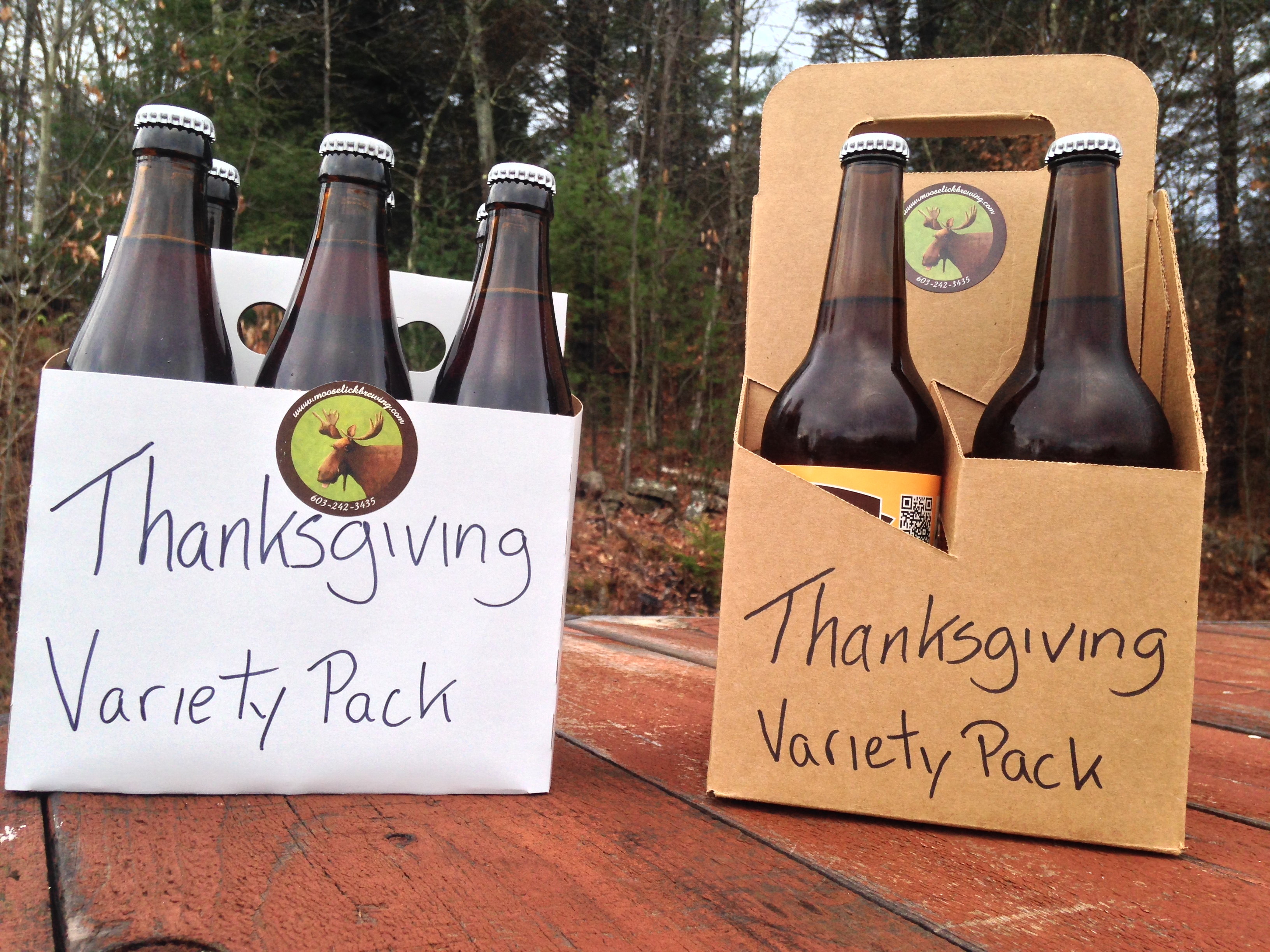 Thanksgiving craft beer and food pairings by mooselick for Craft beer and food
