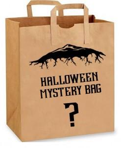 halloween mystery bag
